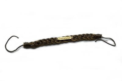 Cinéma Humain Bracelet (Light Brown)