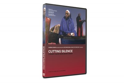 Cutting Silence shop image